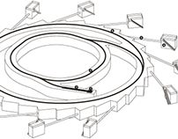 Synchrotron drawing