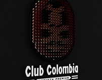 Club Colombia Wall Intervention