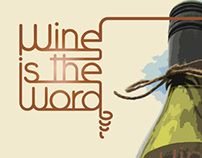 Wine is the Word - Brand Development