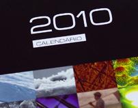 Desk Calendar | 2010