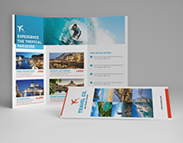 30+ Attractive Brochure Templates for Travel & Tourism