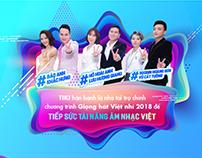Tiki - Tiếp Sức Tài Năng Âm Nhạc Việt Email