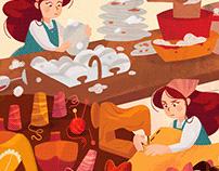 Cinderella / Off! Neverstarting Tales