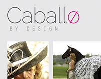 Caballo by Design - Advertising
