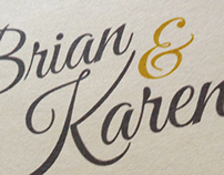Brian & Karen's Wedding Guest Book