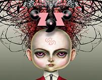 CZG Demo ( DVD cover Illustration)