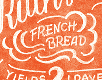 Ruth's French Bread