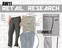 Menswear Research Boards