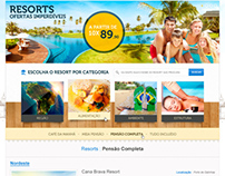Hot Site Resorts - CVC Viagens