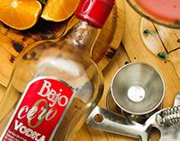 VODKA BAJO CERO Cocktails