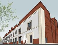 Montijo Urban Block Rehabilitation
