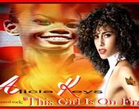 """Girl On Fire"" by Alicia Keys"