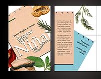 Recetas para mi Niña | Diseño Editorial | 2007