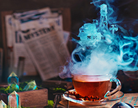 Mystery Teas and Coffees