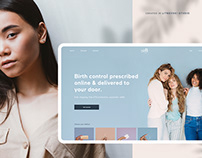 Birth Control Subscription Service with Telemedicine