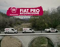 Fiat Pro ricostruzione. Insieme per ricominciare