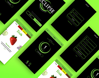 Eclipse Liquids App Design
