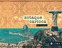 Sotaque Carioca - Rede Globo