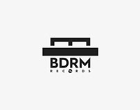 Logo - BDRM Records