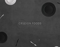 Creation Foods Identity