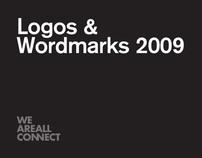 Logos & Wordmarks 2009