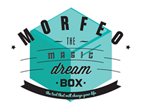 Morfeo. The magic dream box | Brand identity