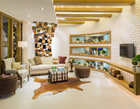 Visu Centric Living Room
