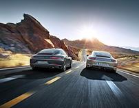 Porsche 911 Carrera - CGI & Retouching