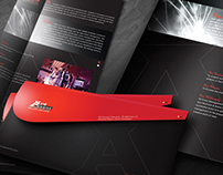 Art Event Agency, Corporate Identity