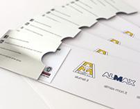 Alumat - AlmaxMori Group - Segnalibro per fiera