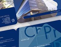Catálogo empresa tarjetas y microhips