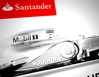 Santander Email Campaign