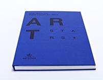 Ralph Lauren :: Art Stars Sumo Book