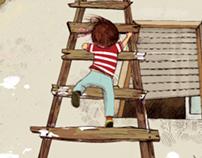 Trailer - Lila climbs up