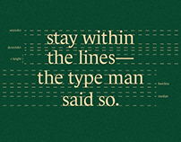 Typographic terms