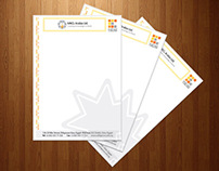 MKCL stationery design