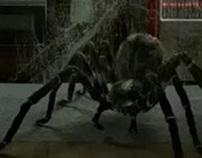 Coca-Cola Spider