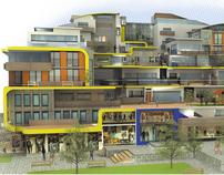 mass housing project-Haifa