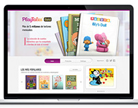 PlayTales - Website & Blog