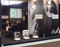 NANIS booth - Copenhagen Jewellery & Watch Show 2011
