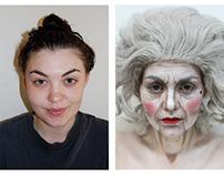 Character Make-up