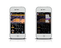 LA Lakers app