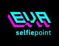 EVA Selfie Point | Installation + Arduino + Processing