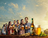 Kozel Beer New Harvest