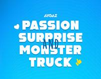 Aygaz / Monster Truck