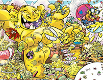 Revista Recreio - Ogre and Goblins