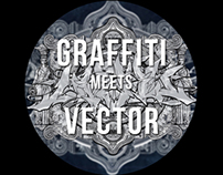 Graffiti meets Vector