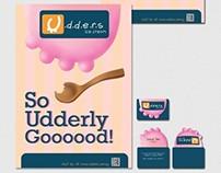Udders Rebranding