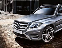 Mercedes GLK (Crocodile)