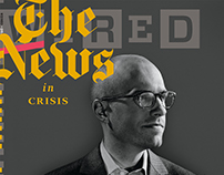 James Day for Wired: The News in Crisis